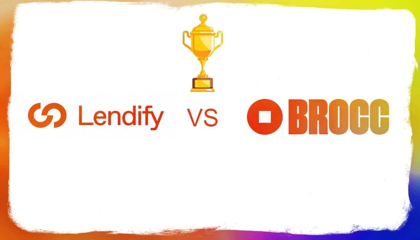 Lendify eller BROCC