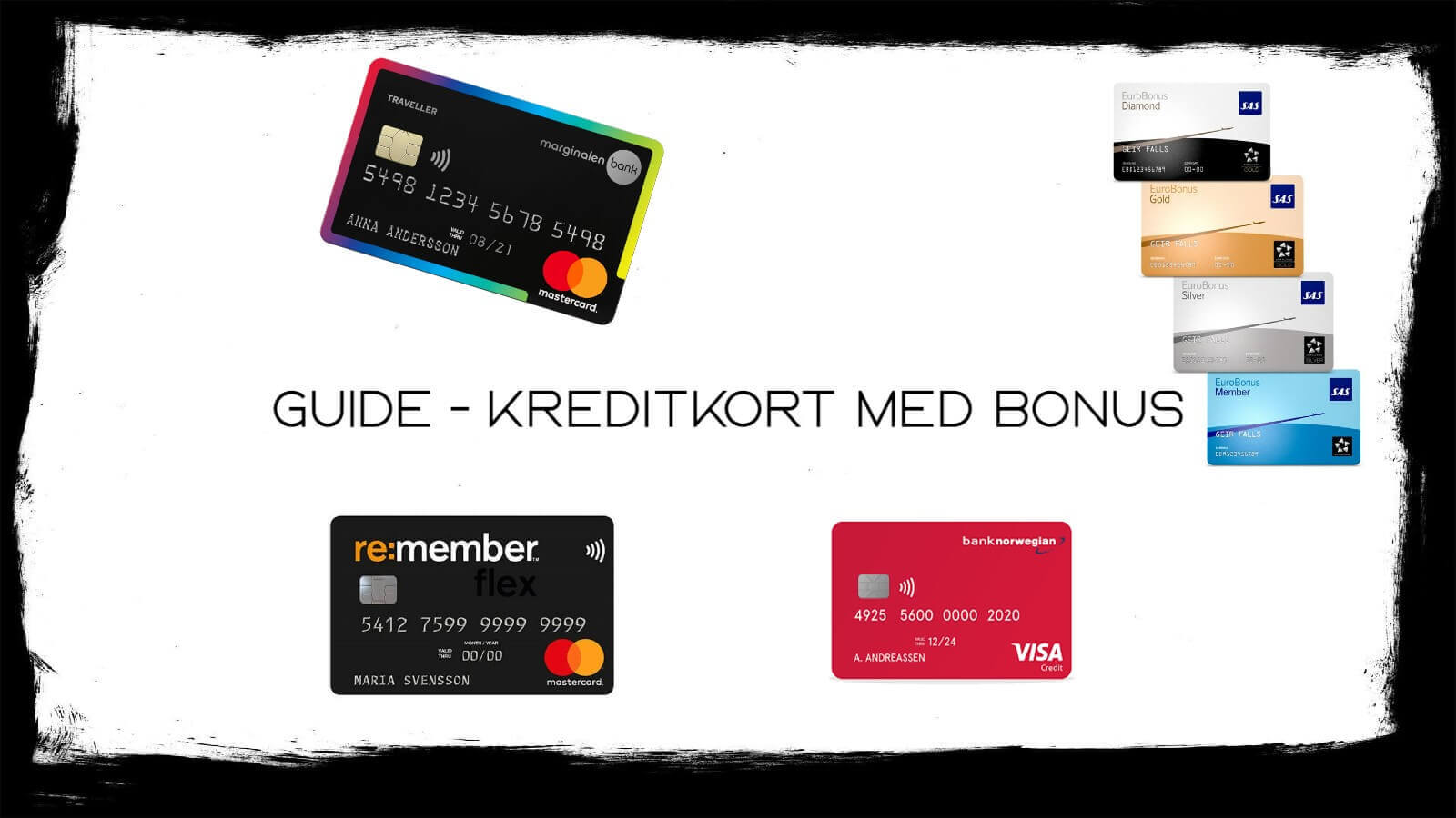 Kreditkort med bonus